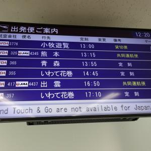 FDAによる富士山遊覧飛行