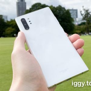 【Galaxy Note10+ (Plus) レビュー】特大ディスプレイ・Sペン・クアッドカメラなど魅力が沢山!
