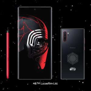 Galaxy Note10+ Star Wars Special Edition発売!【ドコモ限定2,000台】