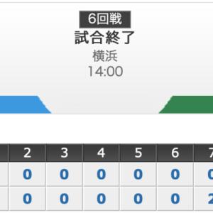【試合結果】5/2 DeNA戦0-2● 好投を続ける先発投手に代打を送るべきか