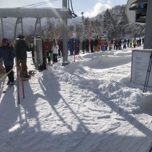 1月4日スキー