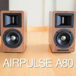 【AIRPULSE A80 レビュー】