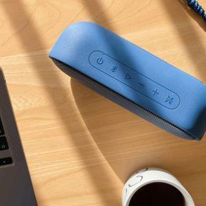 【Tribit MAXSound Plus レビュー】新色のブルー登場! 1万円以下ではベストバイの防水Bluetoothスピーカー