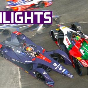 Showtime In Sanya! | Race Highlights | 2019 FWD Sanya E-Prix