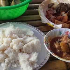 米の糖質、