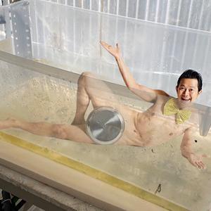 トホホな稚魚育成スペースが完成!