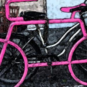 A Bike stand