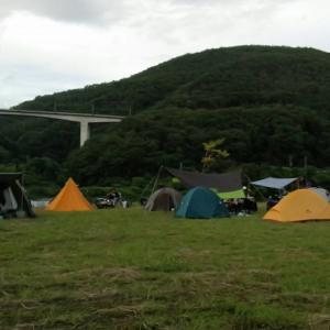 Good luck campミーティング