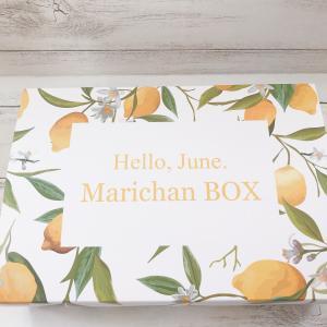 Marichan box 6月号の中身をレビュー!