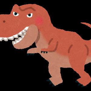 問1.恐竜の名前を4体以上答えなさい
