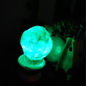 寝室に魔法の玉出現