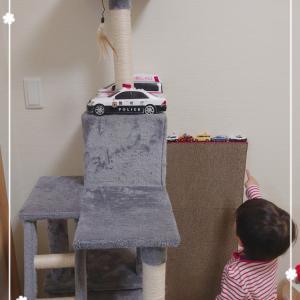 病んでる2歳児のお部屋遊び
