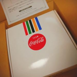 コカ・コーラで当たった♪