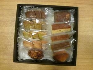 PATISSERIE ASAKO IWAYANAGIの「焼き菓子」