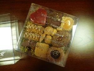 リリエンベルグの「MIXクッキー」