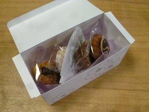 イデミ スギノの「焼き菓子」