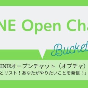 LINEオープンチャット(オプチャ): 「やりたいことリスト!あなたがやりたいことを発信!」運営してます