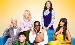 グッド・プレイス/THE GOOD PLACE シーズン4 10話「月曜日って、こうなるよね?」【Netflix】