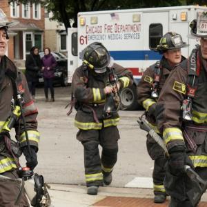 シカゴ・ファイア/CHICAGO FIRE シーズン7 8話「9月の男/The Solution to Everything」