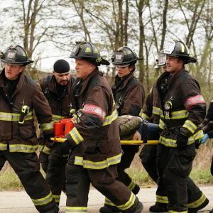 シカゴ・ファイア/CHICAGO FIRE シーズン7 9話「家族/Always a Catch」