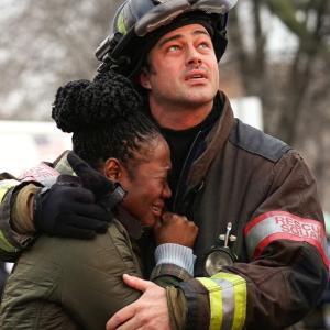 シカゴ・ファイア/CHICAGO FIRE シーズン7  20話「気になる出火/Try Like Hell」