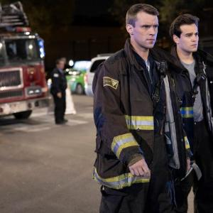シカゴ・ファイア/CHICAGO FIRE シーズン8 10話「一通の手紙/ Hold Our Ground」