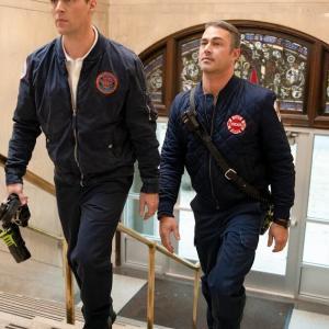 シカゴ・ファイア/CHICAGO FIRE シーズン8 12話「ルームメイト/ Then Nick Porter Happened」