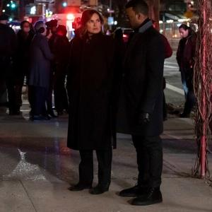 LAW & ORDER:性犯罪特捜班/SVU シーズン22 12話「コロナ禍の窮地/IN THE YEAR WE ALL FELL DOWN」