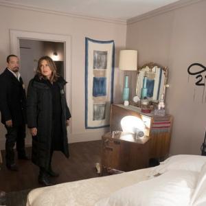 LAW & ORDER:性犯罪特捜班/SVU シーズン20 12話「父の遺産/Dear Ben」