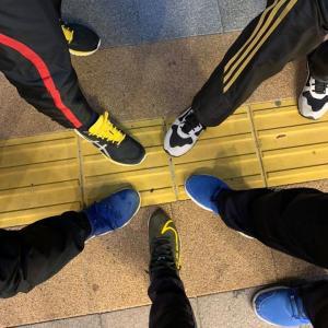 神戸マラソン翌日の月曜日