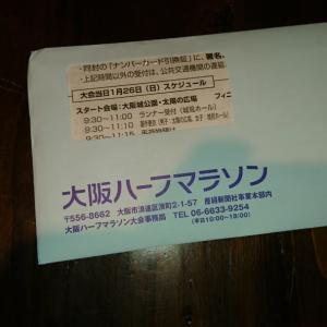 大阪ハーフに向けて、Tペース