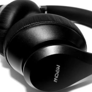【Mpow H20レビュー】Apt−X HDに対応!ミニマルなデザインがクールなヘッドホン!