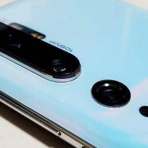【Mi Note 10 Pro】5万円代で買える最強コスパカメラスマホ!【Galaxy S10と比較】