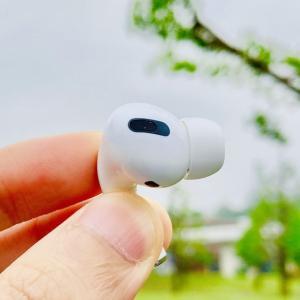 【AirPods Proレビュー】スマートに音楽が聴ける「高級耳栓」のようなワイヤレスイヤホン