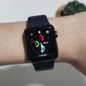 【Apple Watch 3レビュー】約2万円なのに「スマホ離れ」できる程高機能なスマートウォッチ!