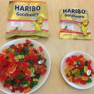 【アメリカ】HARIBO(ハリボー)グミの種類 まとめ