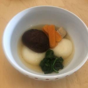 【シンプルライフ】簡単お雑煮レシピ 2020