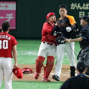 我らが一岡竜司にオラついた中島宏之が原監督のお気に入りで巨人に残留