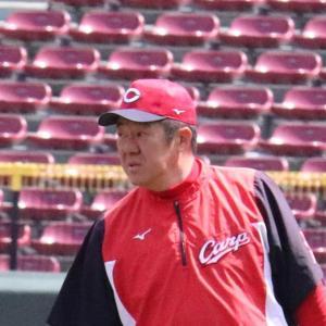広島カープ・佐々岡コーチに監督要請「前向きに考える」カープファンは「後ろ向きに考える」