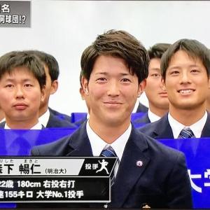 2019年ドラフト会議・広島東洋カープ交渉権獲得選手一覧