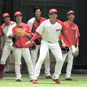 【20191020】広島カープウェブニュースまとめ~フェニックスリーグ・大瀬良・緒方元監督など