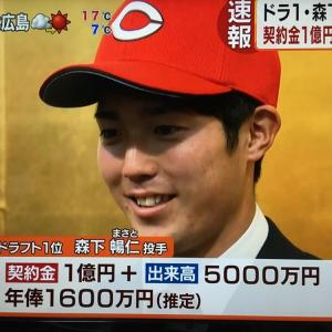カープドラフト1位・森下暢仁がプロ野球ピッチャーとして目指すのは前田健太なのか?それとも…