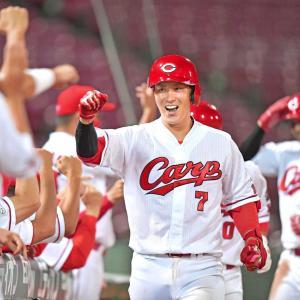 『乗り越えた壁はいつか自分を守る盾となる』堂林翔太逆転満塁ホームラン&首位打者浮上でカープ勝利!!
