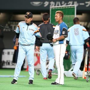 暴行事件で謹慎中の中田翔が予想通り巨人移籍~原監督におしりペンペンしてもらってください