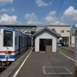 リハビリ鉄 ②とばのえステーションギャラリー