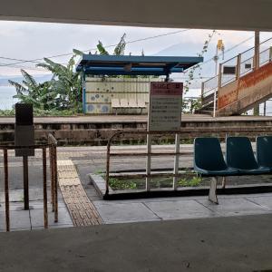はじめてのJR九州⑤西鹿児島駅はもう無い。