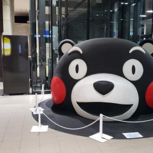 2回目のJR九州⑫熊本へIN!