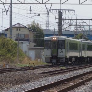 (駅おじさん)北藤岡駅 八高線