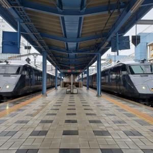 アラウンドdeJR九州を履修⑥宮崎は雨の朝。
