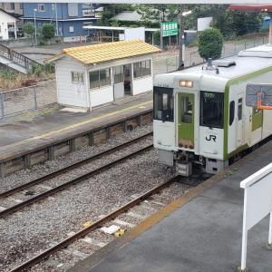 (駅おじさん)群馬藤岡駅 八高線
